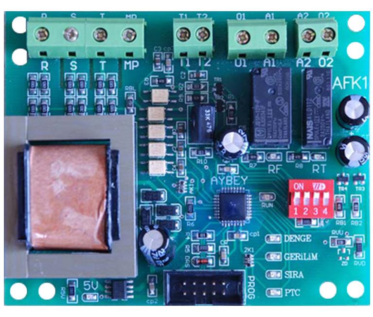 AFK Adjustable Phase Protection Board