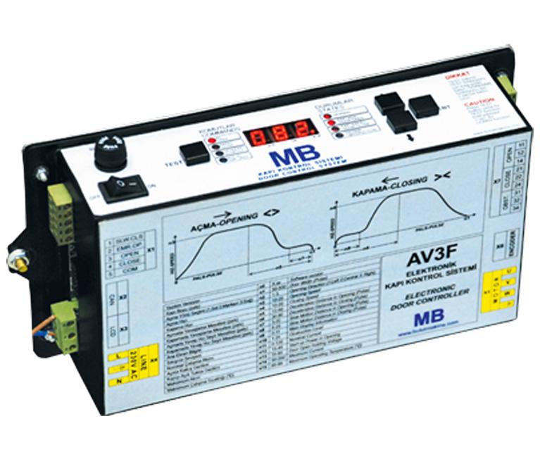 MB AV3F automatic door controller