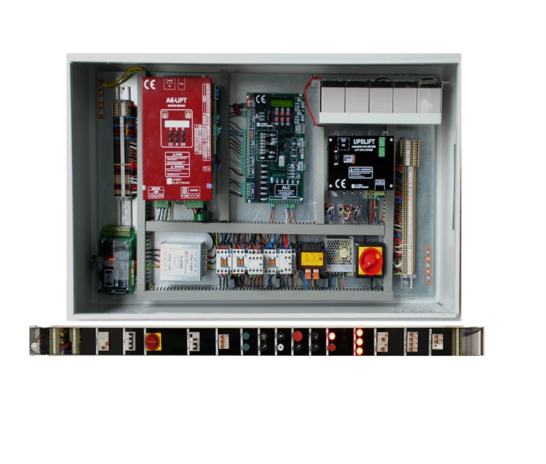 ALC MRL Специален контролна табла