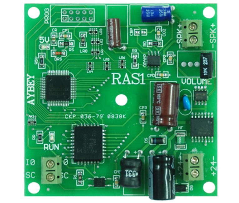 RAS Multiple Lift Announcement System