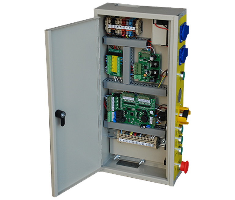 Inspection boxes