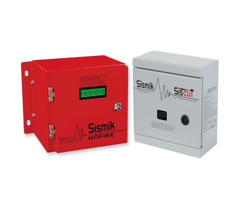 Seismic Sensor and Fire Sensor
