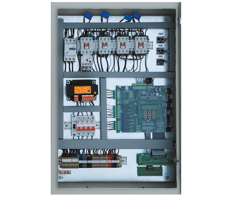 ACT two speed lift control panels