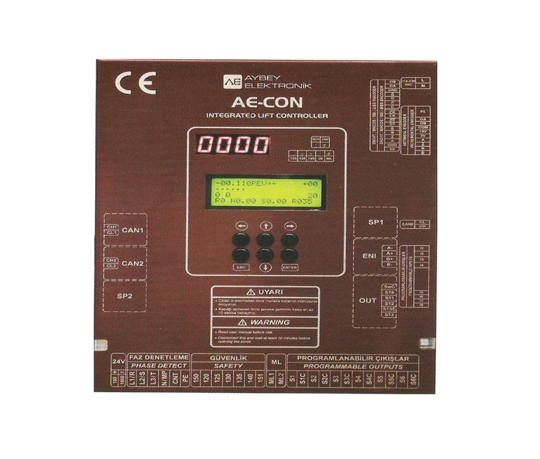 AE-CON INTEGRATED CONTROL UNIT