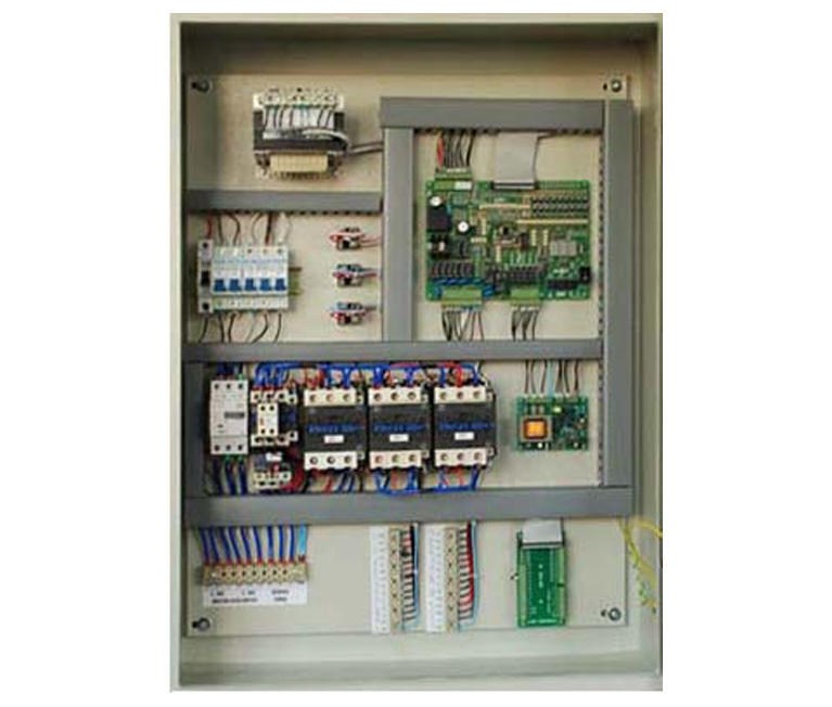 AX two speed control panel
