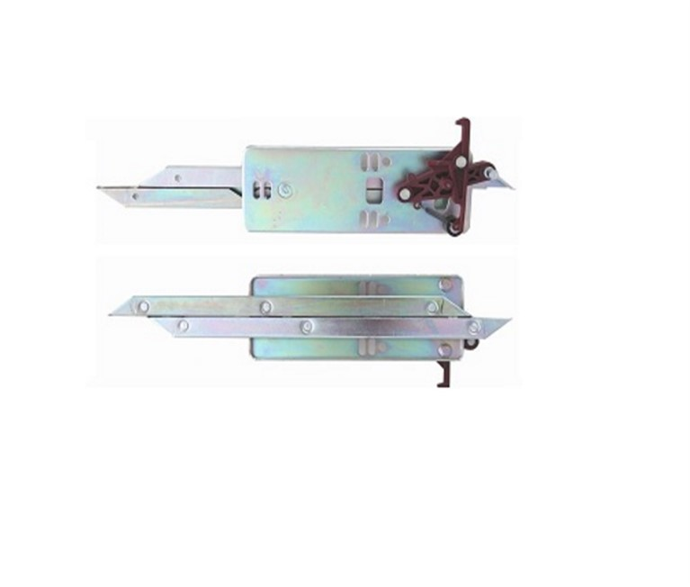 Automatic door skate