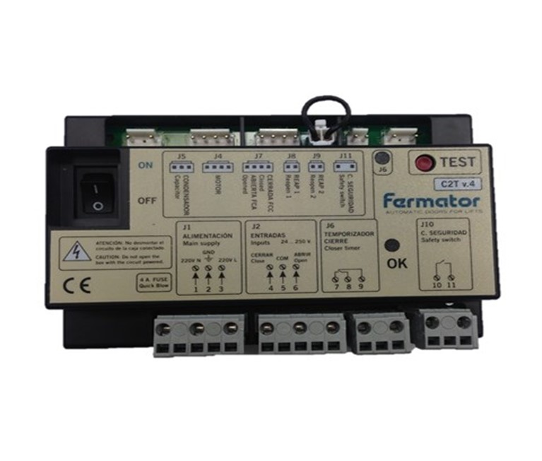 C2-T / C4-T Fermator folding door controller