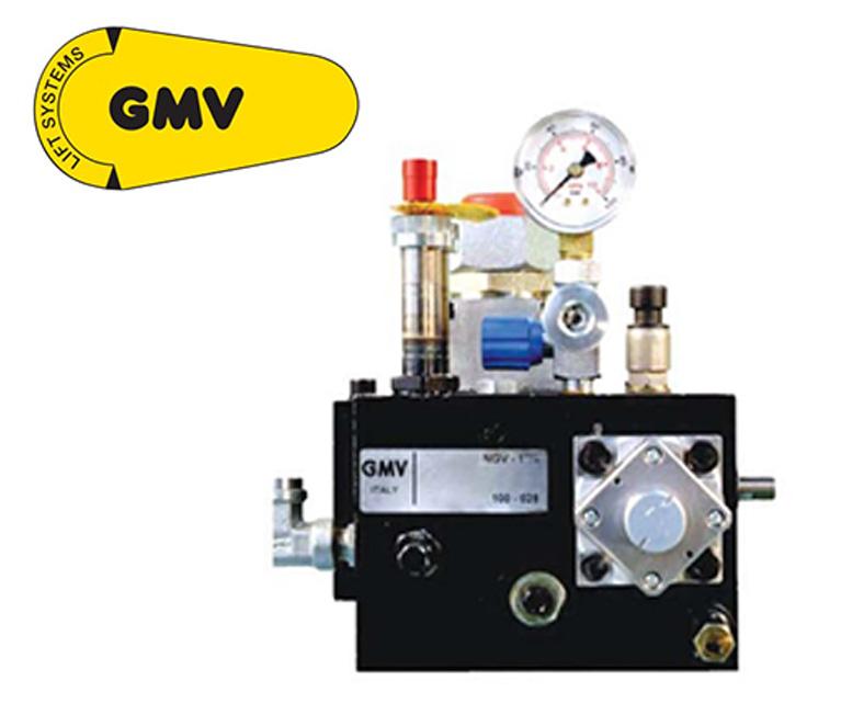 GMV hydraulic unit