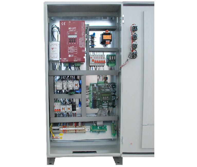 ACS VVVF control panels